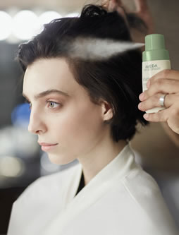 Aveda Shampure Salon Hair Products at Off Center Salon West Hartford