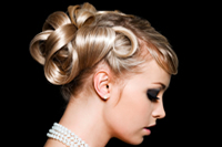 Event, Briday, Prom and Formal Style for Women and Men at Off Center Salon West Hartford CT
