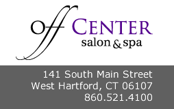 Off Center Salon and Spa, 141 South Main Street, West Hartford, CT