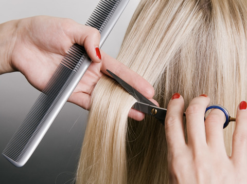 Cut, Condition and Style Hair services at Off Center Salon West Hartford
